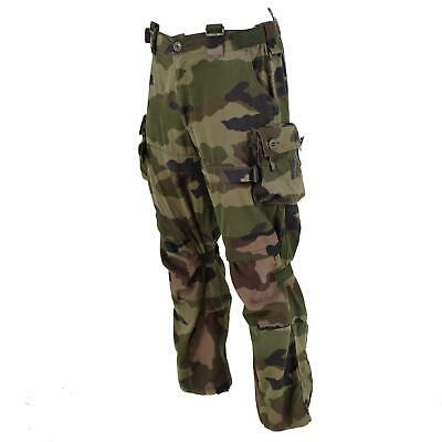$39.57 • Buy Genuine French Army Combat Pants Military CCE Camouflage Trousers Ripstop