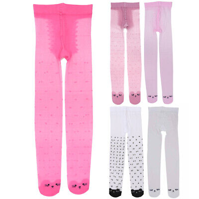£2.51 • Buy  Girls Candy Color Transparent Pantyhose Child Dance Tights Stockings