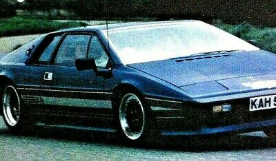 $ CDN8.38 • Buy LOTUS ESPRIT TURBO - 1980/81 - Original Road Test Removed From Motor Sport+more
