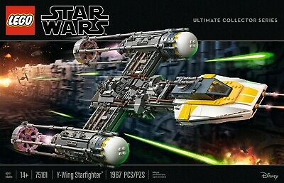 AU380 • Buy LEGO 75181 Star Wars Ultimate Collector Series Y-Wing Starfighter