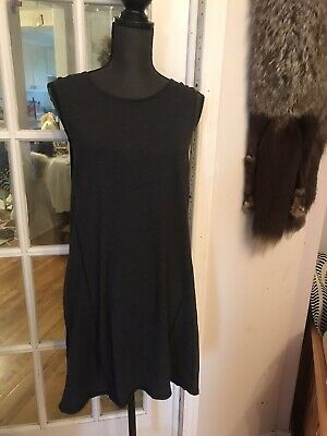 $ CDN54.99 • Buy Lululemon Drape Back Dress Size 8-10  Dark Gray