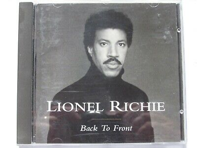 Lionel Richie - Back To Front CD • 2£