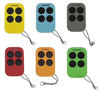 £9.76 • Buy Remote Control Duplicator Compatible With HORMANN HSE2 868 (Blue Buttons)