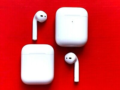 $ CDN50.86 • Buy Original Apple AirPods 2nd Generation - Left, Right, Or Charge Case Replacement