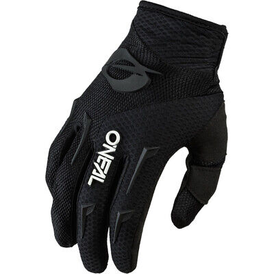 AU26.95 • Buy Oneal MX 2021 Element Black Motocross Gloves