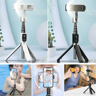 AU22.99 • Buy 4 IN 1Remote Bluetooth Extendable Selfie Stick Tripod For Samsung Android IPhone