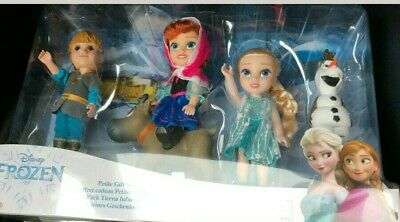 Disney Frozen Petite Anna & Elsa Toddler Dolls, New In Boxes. Come Play With Me. • 59.99£