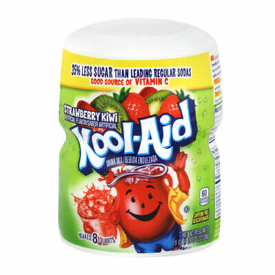 Kool Aid Sweetened Strawberry Kiwi 538g - Us Import - Uk Seller  • 9.95£