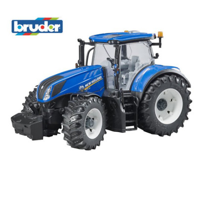 AU95.82 • Buy Tractor Toy New Holland T7 315 Realistic High Quality Scale Model Fun Safety