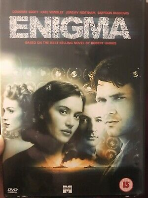 Enigma (DVD, 2007) Kate Winslet • 2.11£