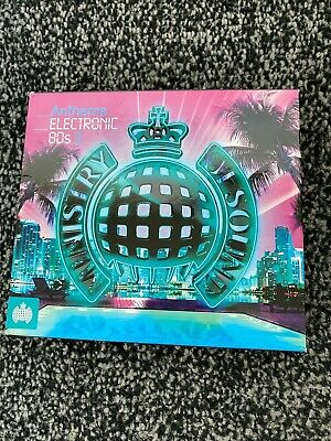 £2.99 • Buy Ministry Of Sound : Anthems : Electronic 80s Vol.3 (3CD) Synth-Pop / Alt Rock