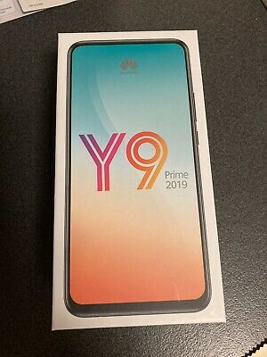 AU400 • Buy Huawei Y9 Prime 2019 128GB Midnight Black