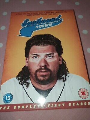 Eastbound And Down - Series 1 - Complete (DVD, 2010) • 5£
