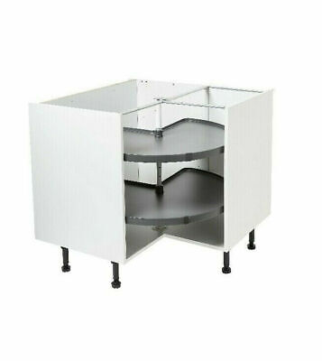 B&q Kitchen Unit Cabinet Corner Carousel -new • 49.99£