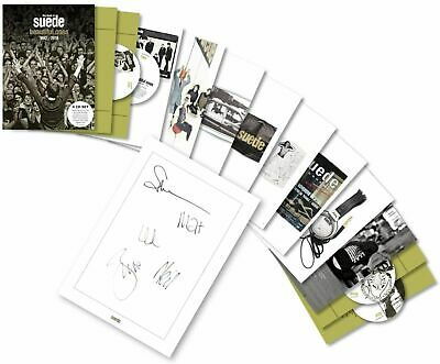 Beautiful Ones - The Best Of Suede 1992-2018 Signed Ltd Edition Deluxe 4 CD Set  • 49.99£