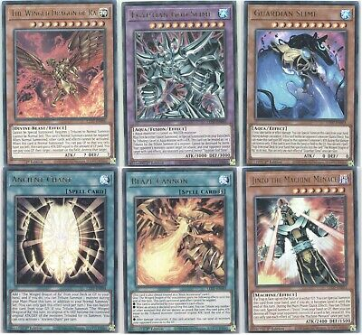 Yugioh Legendary Duelist Rage Of Ra Single Cards - Choose From All Cards! 1st Ed • 0.99£