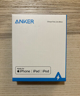 AU11.62 • Buy Anker Powerline Ii Usb-c Cable With Lightning Connector A 8632 Black