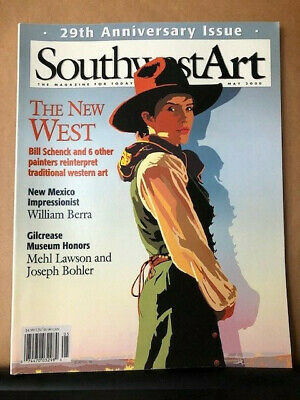 $2.99 • Buy THREE ISSUES Of SOUTHWEST ART MAGAZINE March, April, May 2000