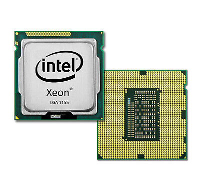 Intel Xeon E3-1270 Processor Cpu Quad Core 3,4 -3, 8GHz LGA1155/i7-3770 I7-4770 • 127.28£