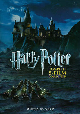 $ CDN70 • Buy Harry Potter: Complete 8-Film Collection (DVD, 2011, 8-Disc Set)