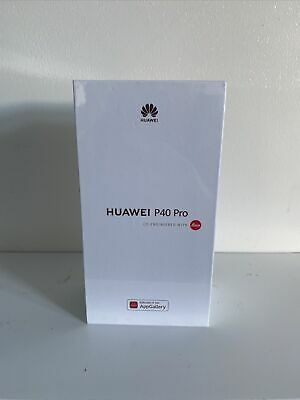 Huawei P40 Pro 5G - 256GB - Silver Frost (Unlocked) (Dual SIM) Brand New Sealed • 699.95£