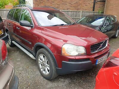 2005 Volvo XC90 2.4TD D5 Diesel Auto 7 Seats AWD Geartronic SE Leather Seats • 1,990£