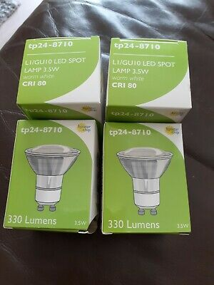 Gu10 Led Spotlight Bulbs • 8£