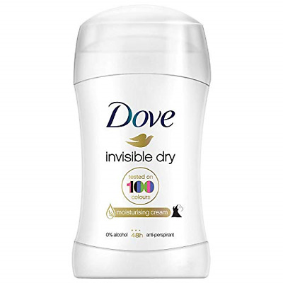 Dove Invisible Dry Deodorant Stick, Roll On Deodorant For Men And Women For A... • 3.36£