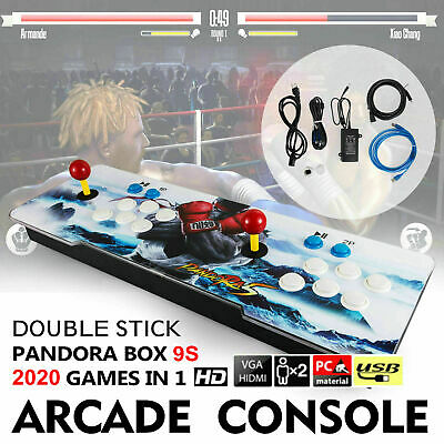 AU186.80 • Buy 2323 In 1 3D Pandora's Key 7 Box Retro Arcade Game Console 720P Arcade Machine