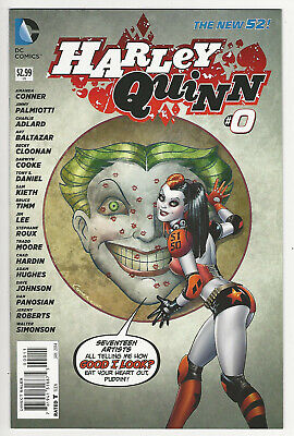 $ CDN20 • Buy Harley Quinn #0 New 52 VF/NM
