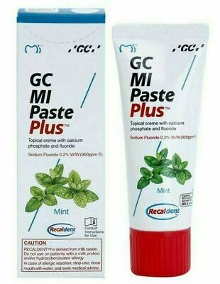 AU42.89 • Buy Gc Recadent Tooth Mousse Plus (Mint Flavor) 40 Gm (free Shipping World)