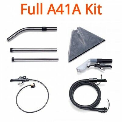 Numatic CTD CT Hose Spray Tube Assembly Inc Metal Pipes Rod Tubes WashHead A41A • 199.99£