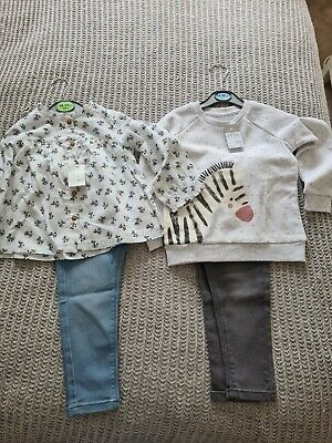 Baby Girl Bundle From Primark Size 12-18 • 14£