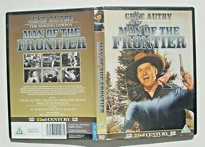 Man Of The Frontier (dvd, 2003) Starring Gene Autry • 2.65£