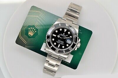 $ CDN18589.20 • Buy 2020 Discontinued Mens Rolex Submariner Date 40mm 116610LN Stainless Steel Watch