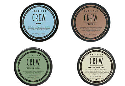 £9.75 • Buy American Crew - Hair Styling Product For Men -  Select