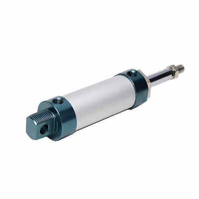 Pneumatic Air Cylinder Double Acting Single Rod 32mm Bore 25-300mm Stroke UK  • 16.79£