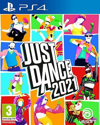 Just Dance 2021 (PS4) Brand New & Sealed Free UK P&P • 32.99£