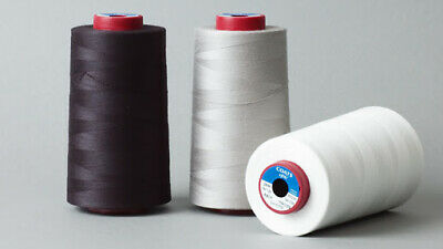 £9.99 • Buy COATS EPIC TKT100 5000m Cone POLYESTER  CORESPUN SUPERIOR QUALITY SEWING THREAD