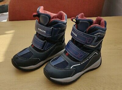 Geox Boys Winter Boots Size UK9 • 30£