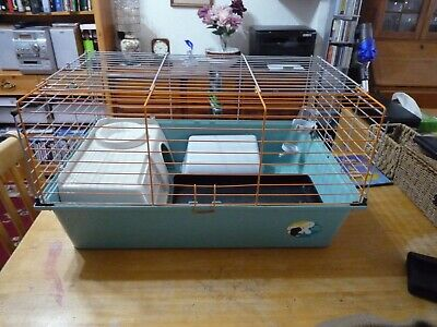 Ferplast Rodent/Small Rabbit/Guinea Pig Cage • 15£