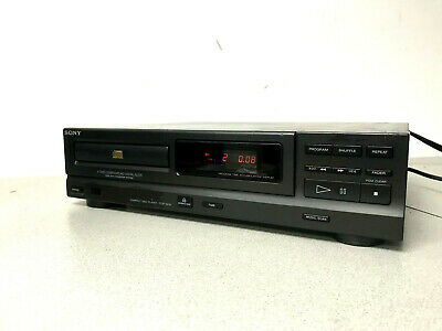 Sony CDP-M18 CD Player Compact Disc Hif Separate  • 49.99£