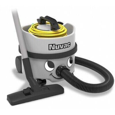 2021 HENRY HOOVER INDUSTRIAL NUVAC Commercial Vacuum Cleaner GREY VNP180 NA1 Kit • 106.99£