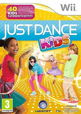 Just Dance Kids NEW And Sealed Wii Nintendo Wii, 2011 3307215591192 • 29.85£