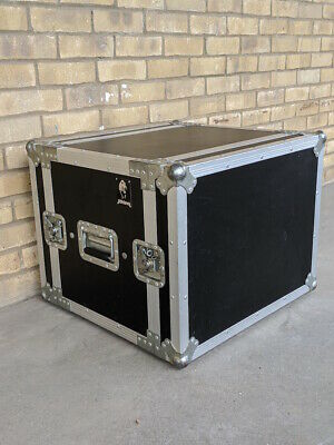 8U Foam Suspended Rhino Rack Case / Amp Rack • 150£