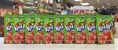 Kool Aid Strawberry Kiwi .17oz  X 10 Sachets (USA Import) • 10.49£