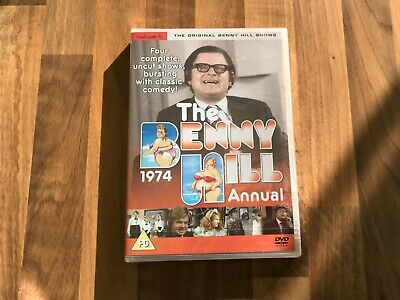 The Benny Hill Annual 1974 UK Dvd Brand New And Sealed • 8.99£