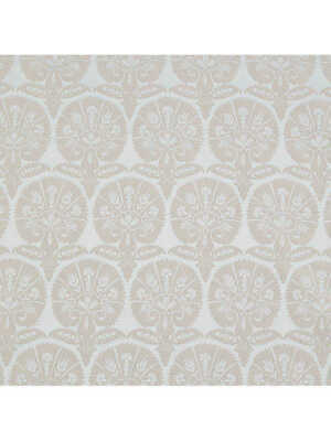 John Lewis Damask Furnishing Fabric, FLORENCE Sold By The Metre, Duck Egg • 9.50£