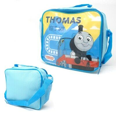 Thomas The Tank Childrens Kids Character Insulated School Food Lunch Bag Box • 6.97£