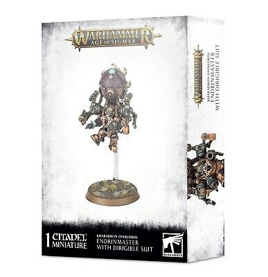 AU58.95 • Buy Kharadron Overlords Endrinmaster With Dirigible Suit AOS